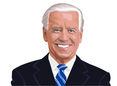 Illustration Joe Biden